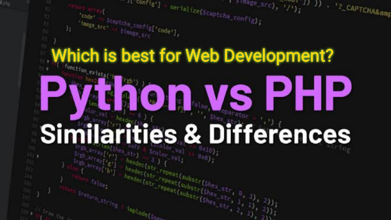 Which Language is Better for Web Development in 2021